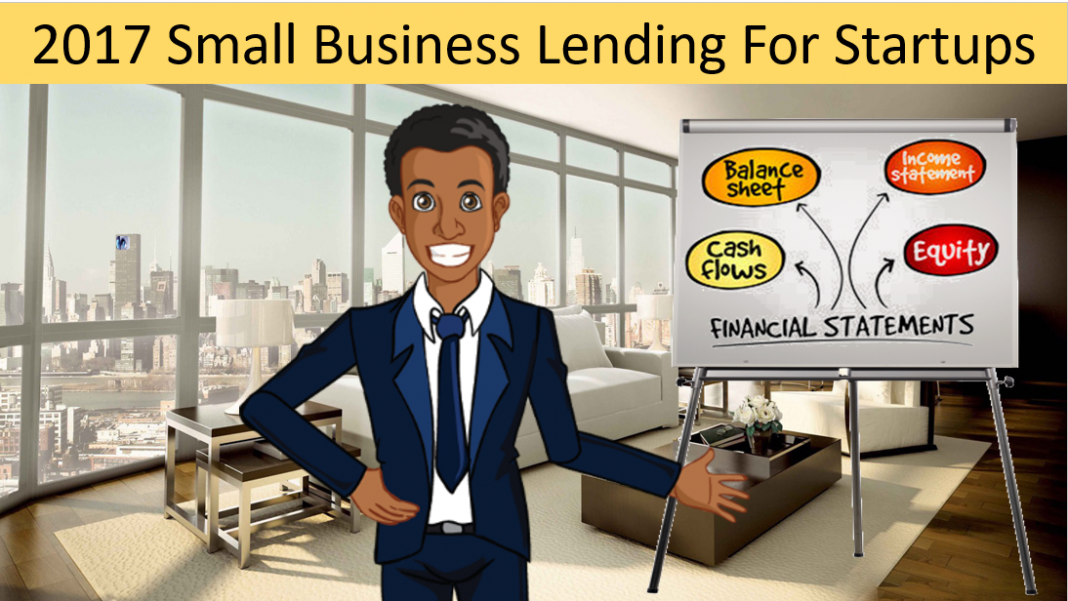 Small-Business-Lending-For-Startups
