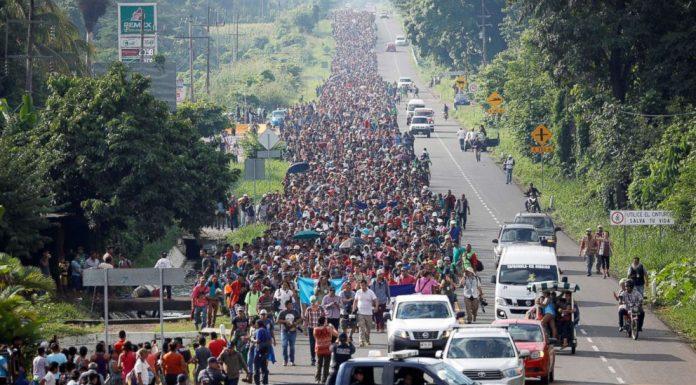 immigration mexico boarder