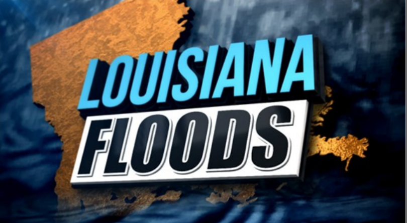 lousiana flooding