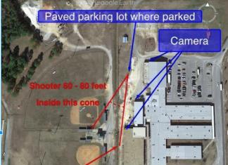 gun fired at ms school