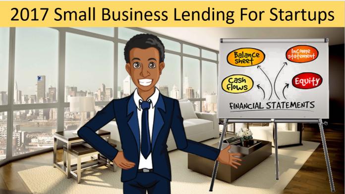 Small-Business-Lending-For-Startups