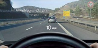 add HUD easily to any car