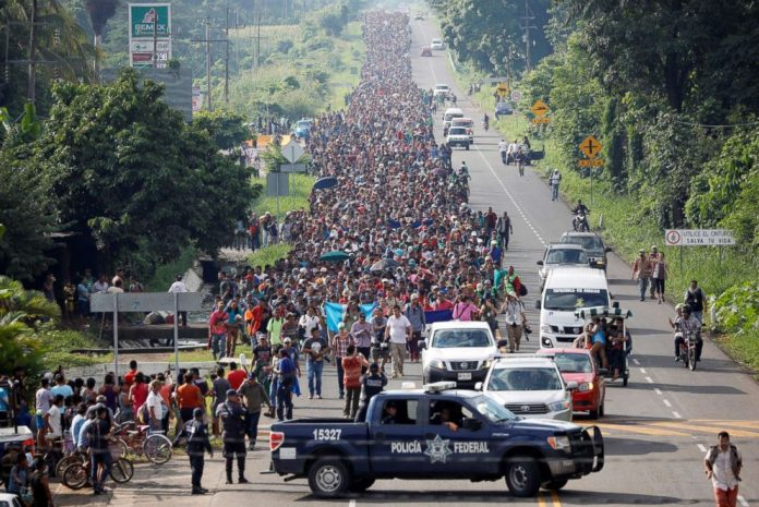 immigration mexico boarder