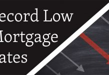 record low mortgage rates per coronavirus