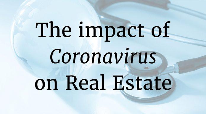 The impact of Coronavirus on Real Estate