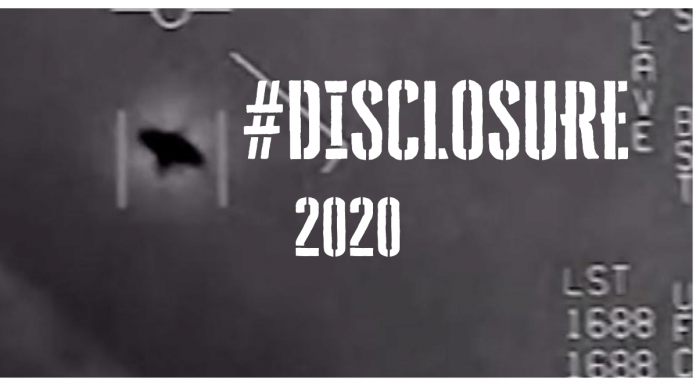 #DISCLOSURE 2020 - U.S. Navy releases UFO footage